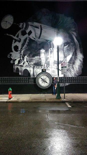 Phildelphia Light And Shadow City Street Illuminated Street Street Light Lens Flare LIFEMATES 🐧🐧 Dark Night In Center City ...South St. New Mural Arts Program set.
