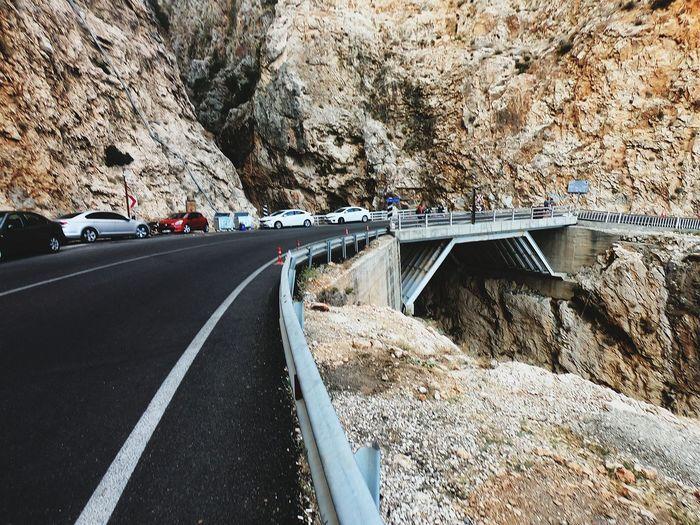 Road Bridge -