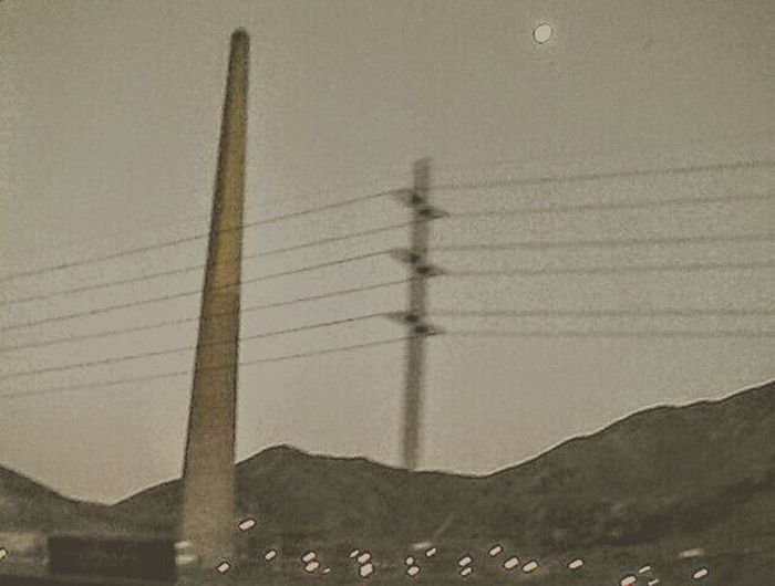 Check This Out , Silo Photography , Moon Rising , Electric Tower  , Mountain Silhouette Perfectly Imperfect