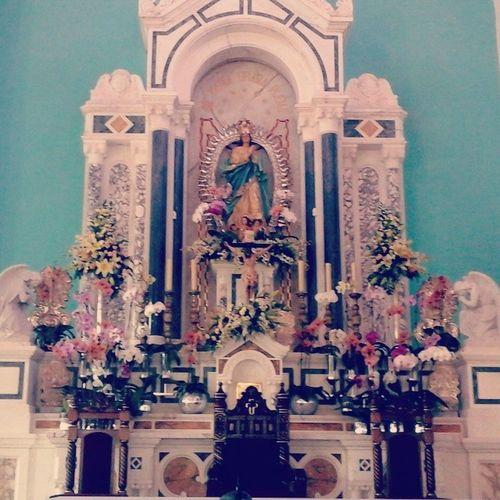 InmaculadaConcepcion VivaMaria ! PatronaDePenonomé