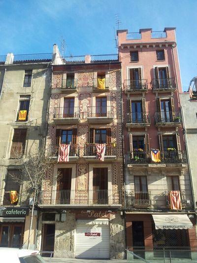 City Catalonia Vic Osona