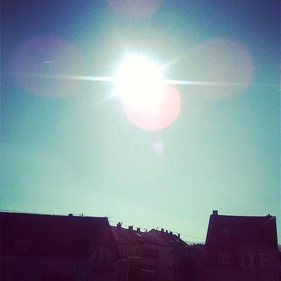 Von sonntag *-* Auf Meinem Balkon xD