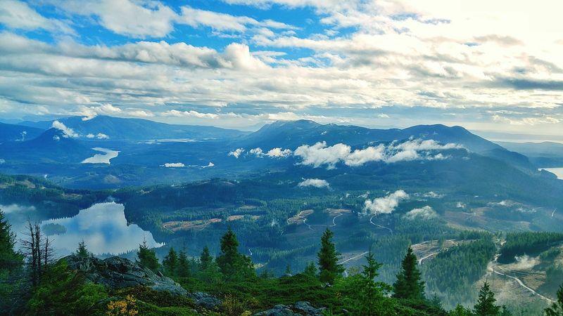 Mountain View Mountain View Exploring Tin Hat Mountain Bc Midterms Lake View Valley Altitude