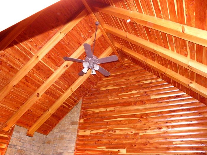 Amish Country EyeEm Gallery Log Cabin IndoorPhotography Fan Log Cabin Interior