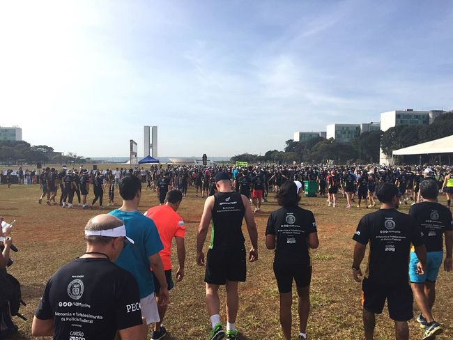 First race against corruption Political Manifestation Race Crowd Large Group Of People Group Of People Real People Sky Lifestyles Focus On The Story Event