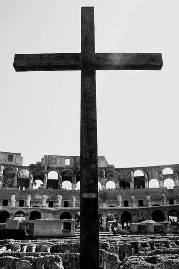 Cross at