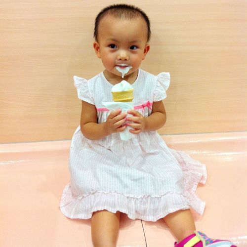 Summer Indulgence My Daughter Ice Cream