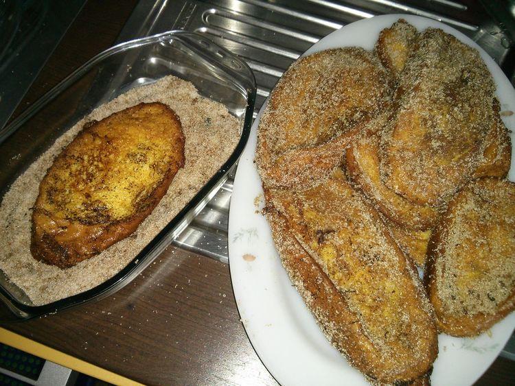 Las torrijas de la mama. Torrijas Food Mediterranean Food