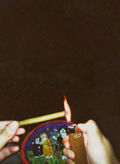 Smoking 😎✌️