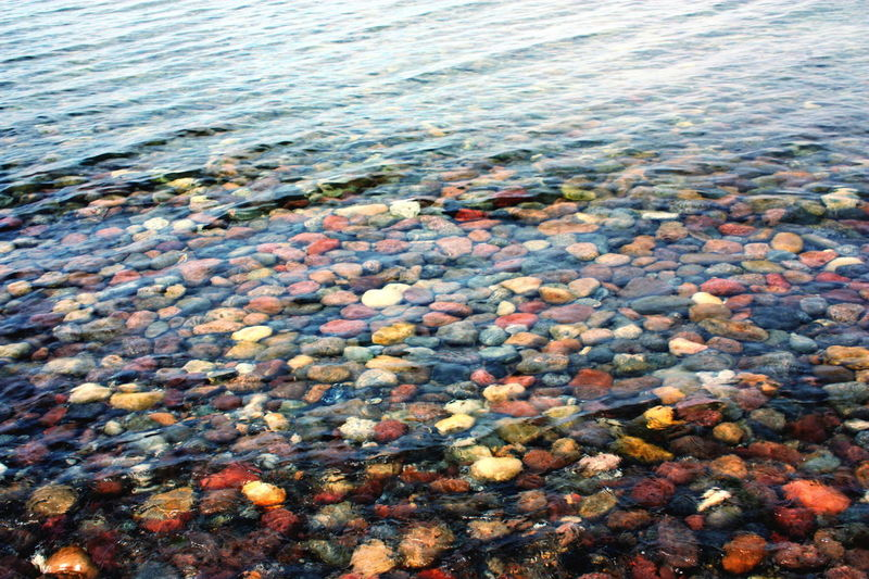 #baltic Sea #Meer #Strand #summer Beach Beauty In Nature Nature No People Pebble Pebble Beach Sea Water