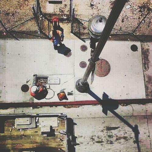 Work Electrician  Bucket Truck