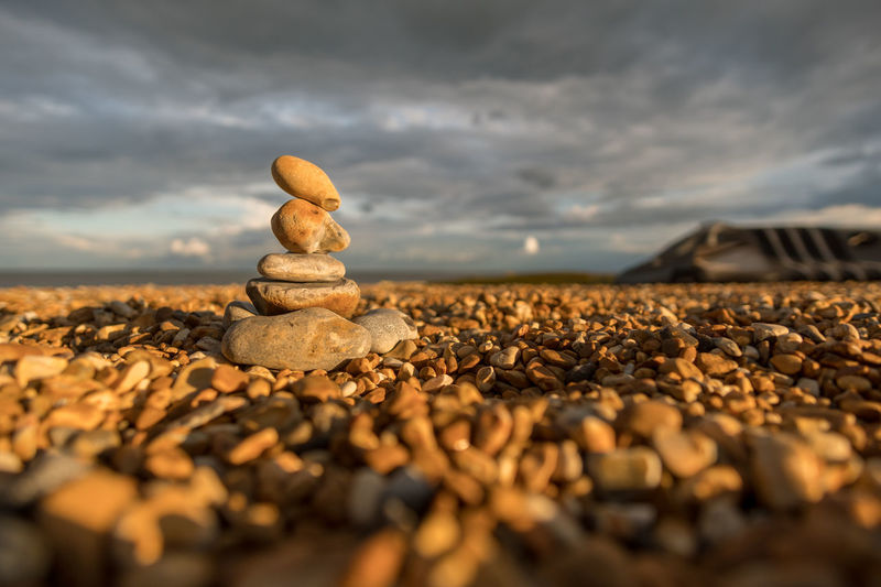 Walimex 12mm Beauty In Nature Close-up Cloud - Sky Day Nature No People Outdoors Pebble Pebble Beach Rock - Object Sky Stack Stone - Object