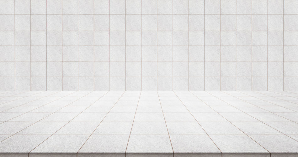 Business concept - Empty marble floor top with tile wall for display or montage product Architecture Day Indoors  No People Pattern Tile Tile, Wall, Empty, Marble, Stone, Rock, Floor, Ground, Nobody, Background, Mockup, Mock Up, Template, Display, Montage, Product, Layout, Design, Texture, Blank, View, Scene, Scenery, Concept, Panoramic, Panorama, Modern, Beautiful, Dramatic Tiled Floor