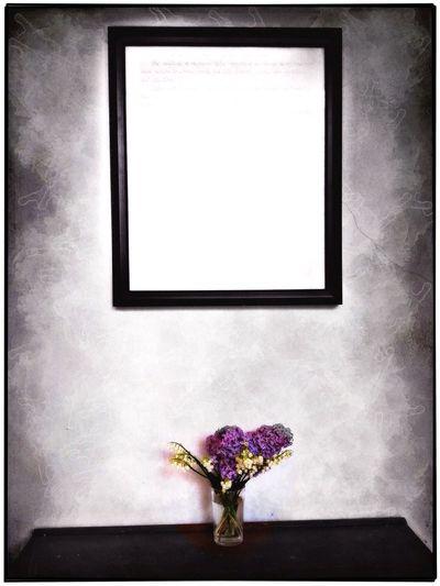 In Memory Flowers Bouquet Still Life Memory