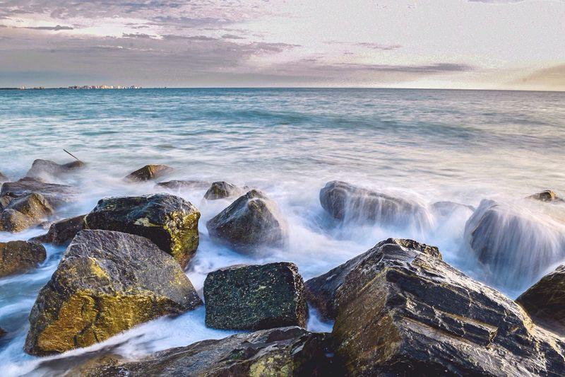 Blane Arnold Photography Sunset Clearwaterbeach Honeymoon Island Dunedin Florida Beach Everything In Its Place Florida Life Bestoftheday Long Exposure Jetty