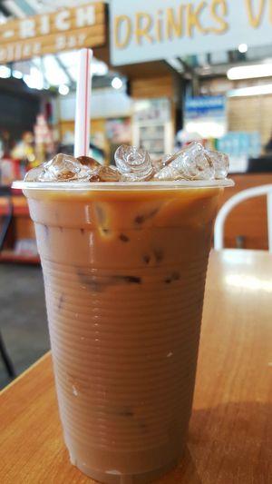 Coffee Coffee Time Coffee ☕ Coffee And Sweets Icecoffee IceCoffee(^^♪ Icecoldcoffee Coffee - Drink Coffelove Coffelovers Coffeeloverspr