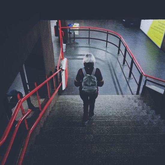 Stairs to the train Streetphotography Highsnobiety Streetactivityteam Exploretocreate Streetdreamsmag Neverstopexploring  Underground Urbanphotography Streetexploration Urbanandstreet Streettogether Streetmobs Peopleinsquare Shotaroundmag Colors
