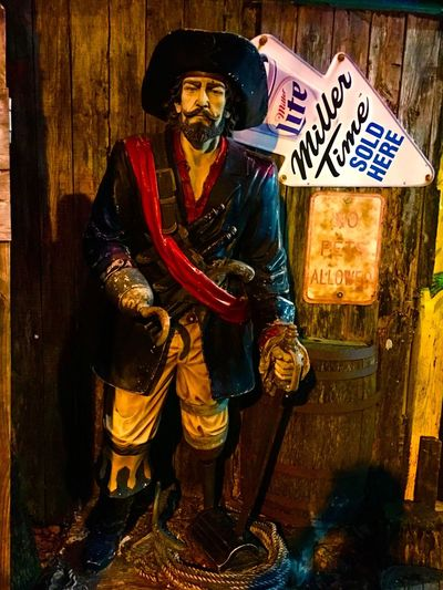 Peg Leg Pete's Restaurant Pirate Pensacola Beach Pensacola Visit Pensacola Arghhh!! Divebar