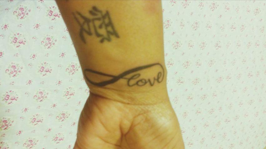 Tattoo Love ♥ Infinity Enjoying Life
