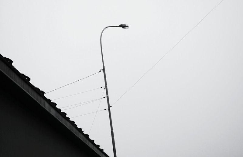 Minimalism Blackandwhite Streetphotography Fog Cold