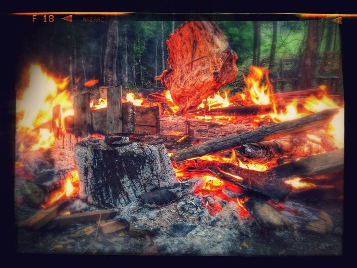 Fire - Natural