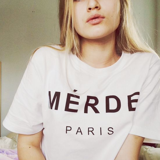 Merde Paris Fashion Snipes