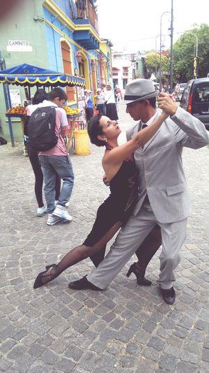 Tango EyeEmNewHere Tango Tango Dancers Street Tango Tango Streetdancing Tango Life Tango Argentino City Men Full Length Togetherness