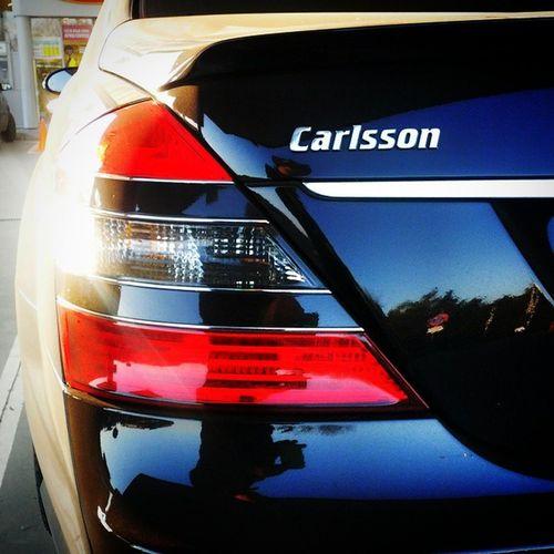 Mercedes Benz S500 Carlsson tunning