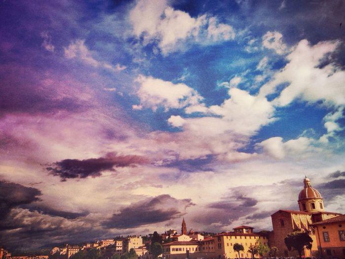 Shoot, Share, Learn- EyeEm Florence Meetup Florencemeetup NEM Clouds Landscape_Collection