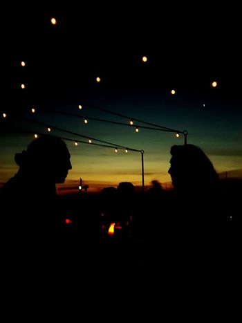 Night Silhouette Nightlife Adults Only Sky Adult Backgrounds Background Adults Only Together Sitting Outside Rooftopview Roof Bar Night Lights Sitting Sitting Together Man And Woman Cover Sunset Sunset_collection Sunset Silhouettes Sunset Silhouette Welcome To Black