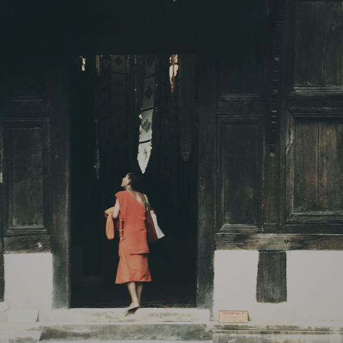 People EyeEm Hello World Lonely Enjoying Life Temple Traveling Buddhism Figure