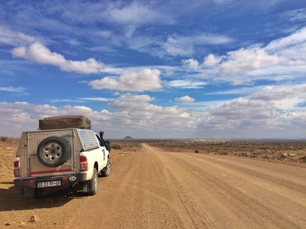 Resting Sky On Our Way to fishriver Nambwzanam15