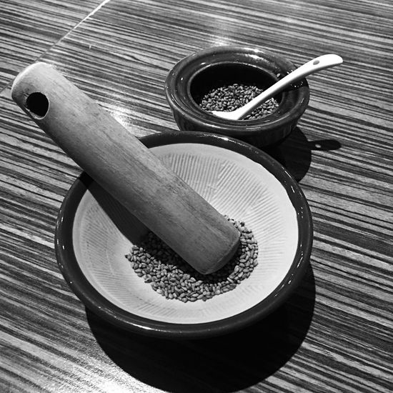 Food Photography Japanese Food Food Preparation IPhone Photography Black & White Black And White Photography Original Photography Simple Photography EyeEm Gallery Showcase March Everything In Its Place Still Life Photography Interior Views Balancing Elements