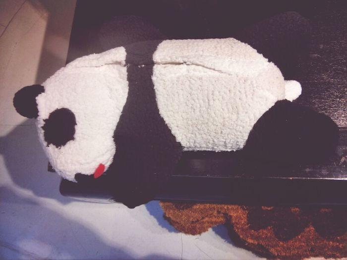 Dead Panda Toy? Z Goes Hongkong