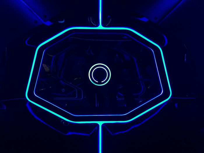 It's time for Tron! Tron Shanghai Disneyland Rollercoaster Attraction
