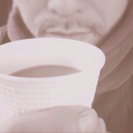 Hotcoffee 飲む?