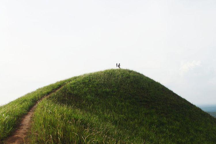Hill Exploring
