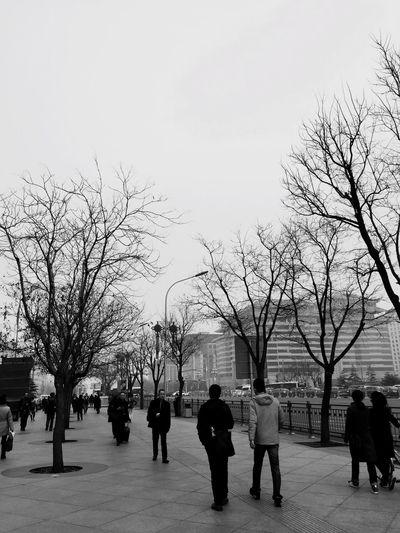 This is Beijing Street