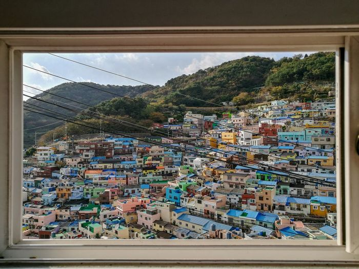 Gamcheon Congested Home Hometown Organised Arranged Houses On Hills Framed Busan,Korea Gamcheon Culture Village Cultural Heritage Cultural Village Colorful Houses Colorful Houses Pixelated Mountain Architecture Close-up Building Residential Structure Settlement Residential District Crowded Residential Building Human Settlement Tiled Roof  Row House Housing Settlement TOWNSCAPE The Mobile Photographer - 2019 EyeEm Awards The Architect - 2019 EyeEm Awards The Traveler - 2019 EyeEm Awards