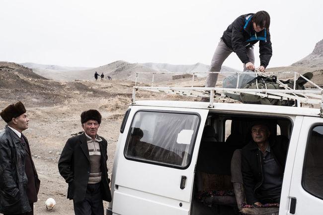 Bus Mountain Mountains Ouzbékistan Roadtrip Silk Road Travel Traveling Uzbekistan Let's Go. Together. An Eye For Travel