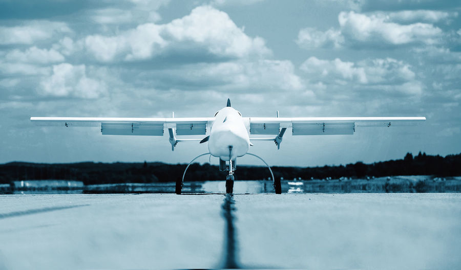 Air Vehicle Airplane Cloud - Sky Day Fighter Plane Flying Nature No People Outdoors Sky Transportation Uav