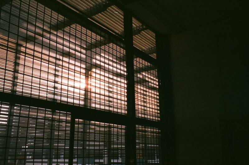 School Sunset