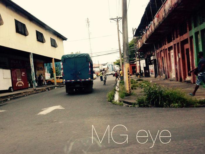 Las calles de mi barrio Colors Beautiful Surroundings Exploring Panamá Life On The Road