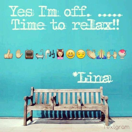 Offwork Workflow Tired ReadyToSeeBabyGirl Relax