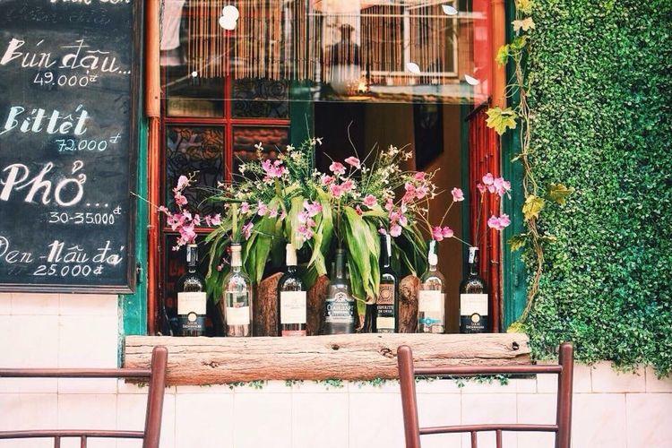 Beautiful window Sapamarket Canon 70d Vintage Floralstyles_gf Sapa Mountain