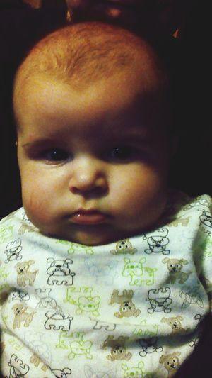 My Grandson I LOVE HIM♥ Leonie Filter First Thanksgiving
