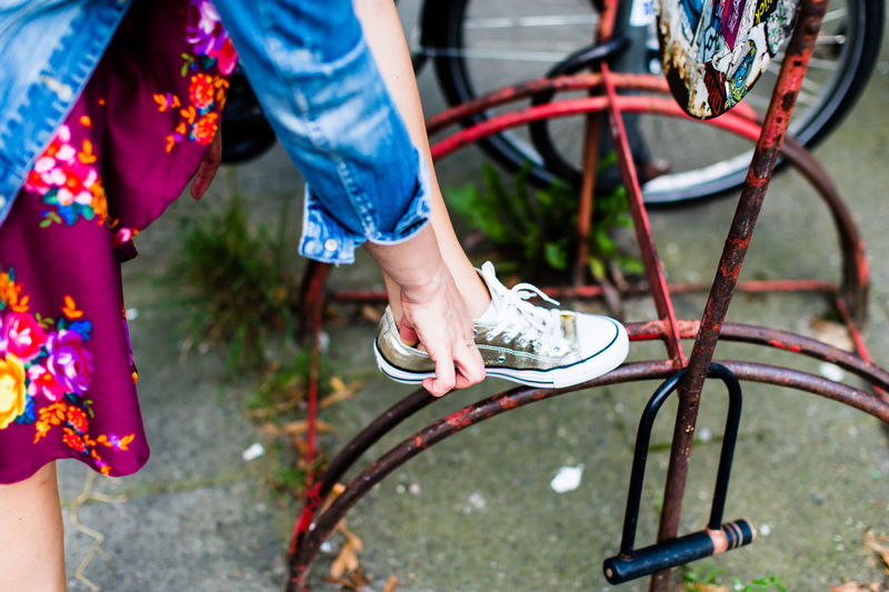 Rustilicious Break / with my DSLR & 50mm - (c) Nidal Sadeq Fashion Rust Urban Lifestyle Wheel Adult Beauty In Ordinary Things Bicycle Break Break Zone Close-up Day Fashion Photography Fashionable Human Leg Lifestyles Low Section One Person Outdoors People Real People Rusty Shoe Standing Urban