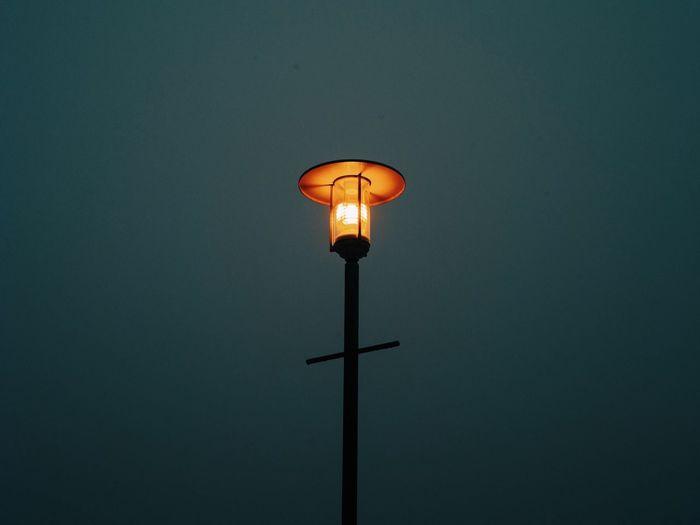 Lamp Lamppost