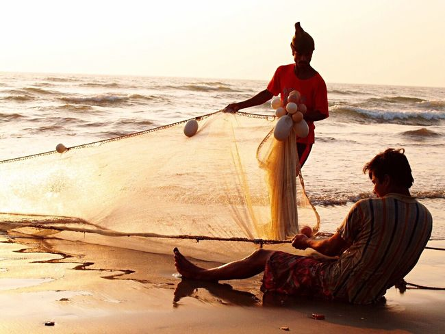 Check This Out Hello World Cox's Bazar Bangladesh Sea Seaside Fisherman Working Hard Live For The Story