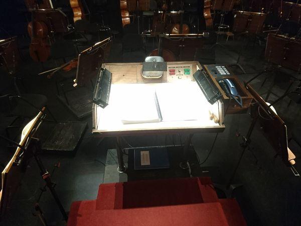 ヨーロッパ ウィーン オケピ 指揮 Orchestra オペラ座 オペラ Staatsoper Musik Music Musique